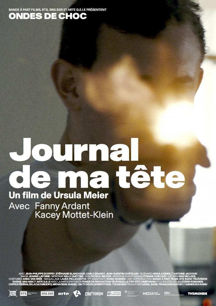 Cartel promocional del filme francés Diario de mi mente | Atlàntida Film Fest crece en espectadores un 41,5%