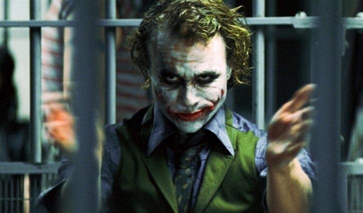 Heath Ledger, oscarizado a título póstumo, encarnó al mejor 'Joker' | Joaquín Phoenix protagonizará la nueva película sobre el origen del 'Joker'
