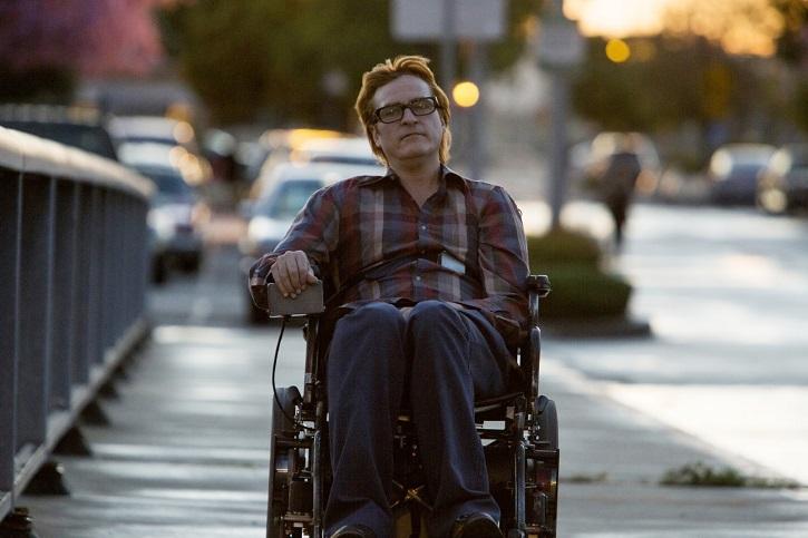 Joaquin Phoenix | Gus Van Sant homenajea con personalidad al dibujante John Callahan
