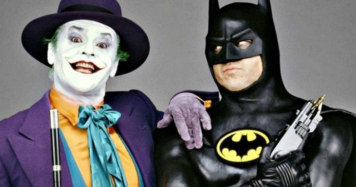 Jack Nicholson interpretaba al 'Joker' en Batman | Joaquín Phoenix protagonizará la nueva película sobre el origen del 'Joker'