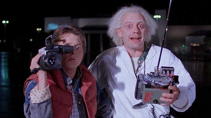 Michael J. Fox y Christopher Lloyd | Robert Zemeckis dice 'no' al remake de 'Regreso al futuro'