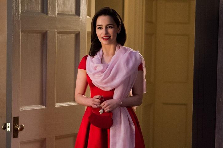 Emilia Clarke | Telecinco emite 'Antes de ti', propaganda nítida sobre la eutanasia