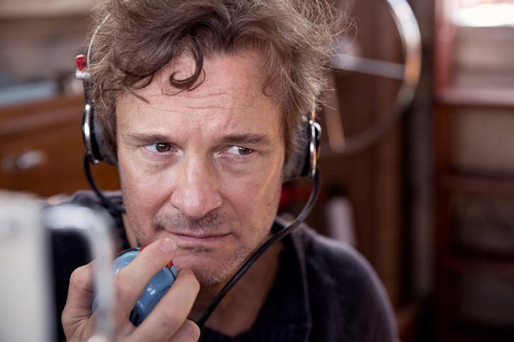 Colin Firth | 'Un océano entre nosotros': Fallido biopic, incluso con Colin Firth