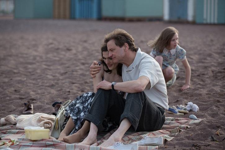Colin Firth y Rachel Weisz | 'Un océano entre nosotros': Fallido biopic, incluso con Colin Firth