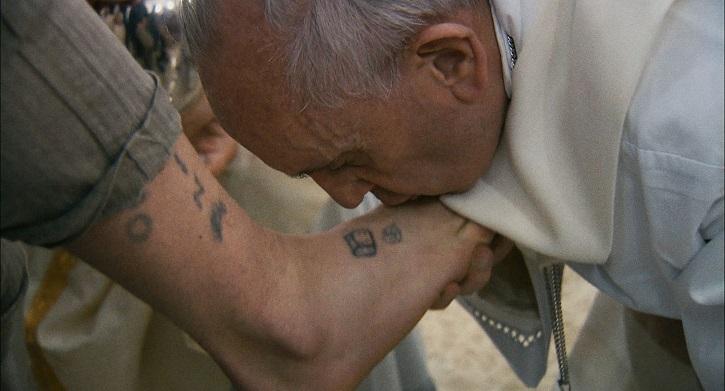 Fotograma del filme | 'El Papa Francisco: Un hombre de palabra'. Triunfa Wim Wenders