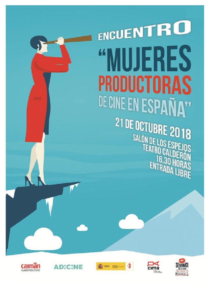 Encuentro Mujeres Productoras | La industria da la espalda a las mujeres cineastas