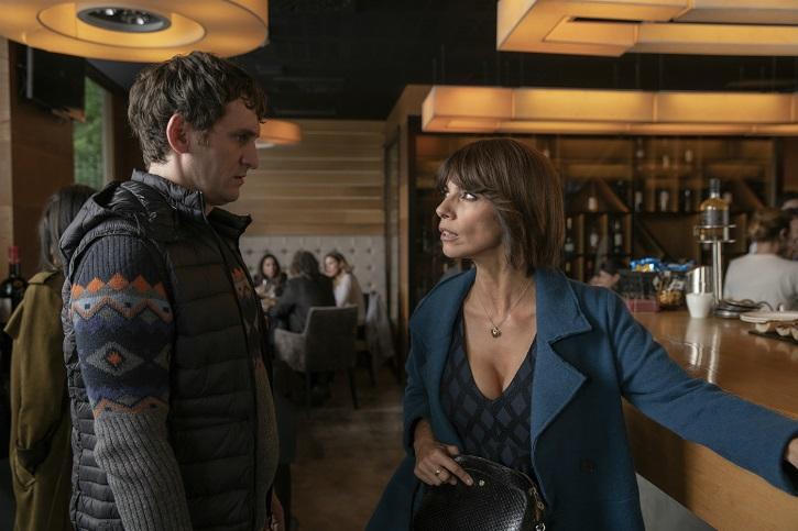 Raúl Arévalo y Maribel Verdú en Ola de crímenes | 'Ola de crímenes': Gracia Querejeta se estrella con la comedia