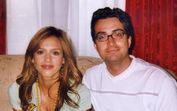 Jessica Alba junto a José Luis Panero | 'Palomitas de Maíz' cumple hoy 10 años: ¡muchísimas felicidades!