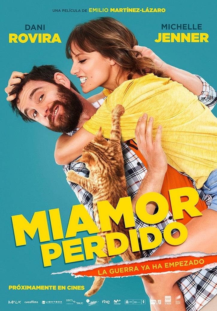 Cartel promocional del filme Miamor perdido | 'Miamor perdido': Martínez-Lázaro estrena otra fofa comedia romántica