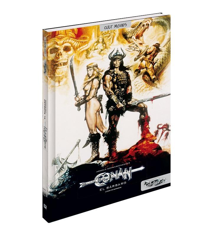 Carátula de Conan el bárbaro | Collector's Cut amplía su catálogo con 'West Side Story'