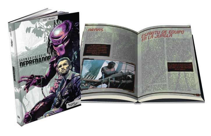 Carátula y libro de Depredador | Collector's Cut amplía su catálogo con 'West Side Story'