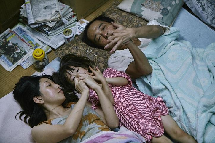 Fotograma de Un asunto de familia con Lily Franky, Sakura Andô | 'Un asunto de familia': fábula del amor según Hirokazu Koreeda