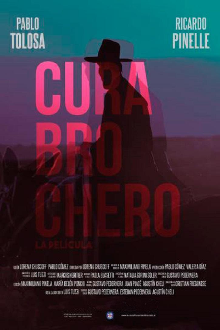 Cartel promocional de El cura brochero | I Encuentro de Cine solidario en Alcalá de Henares