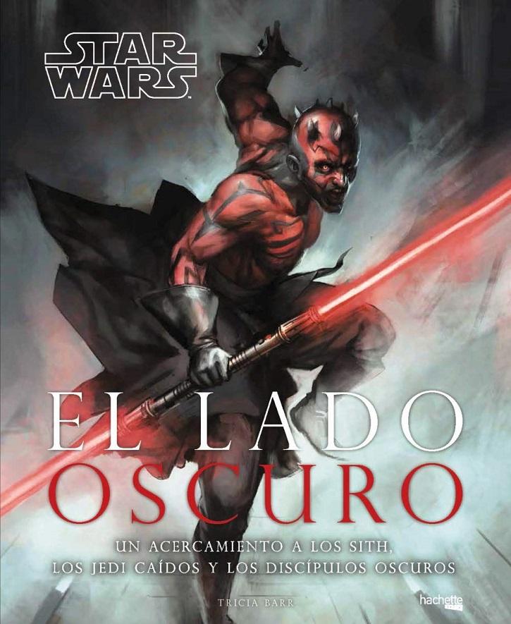 Portada del vibrante 'El Lado Oscuro' | Hachette Héroes lanza un espectacular monográfico de 'El Lado Oscuro'