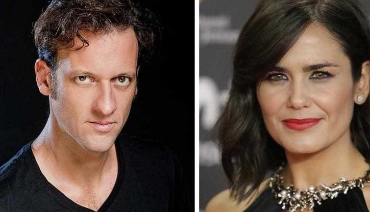 Los presentadores de la gala: Edu Soto y Elena Sánchez | El cine español limpia el esmoquin para los Premios Forqué