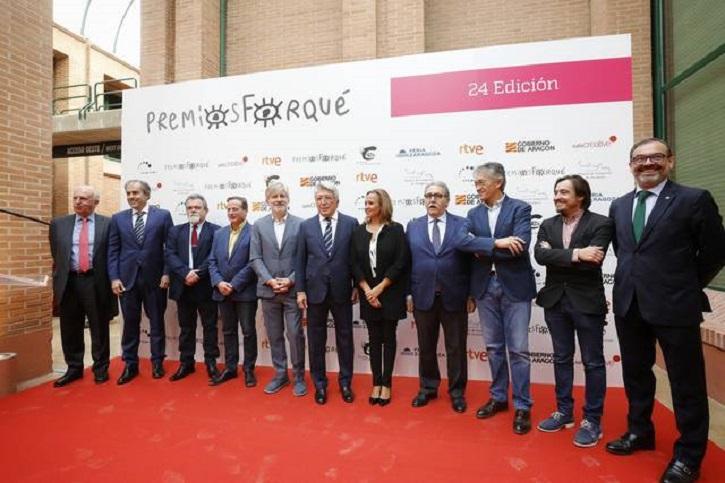 Puesta en escena de la 24 gala de cine de los Forqué | El cine español limpia el esmoquin para los Premios Forqué