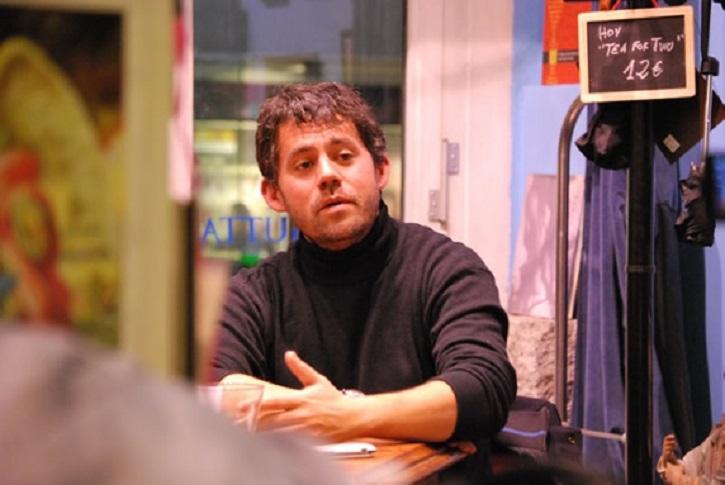 El autor del libro, Ramón Monedero | Ramón Monedero firma el único ensayo en español sobre Shyamalan