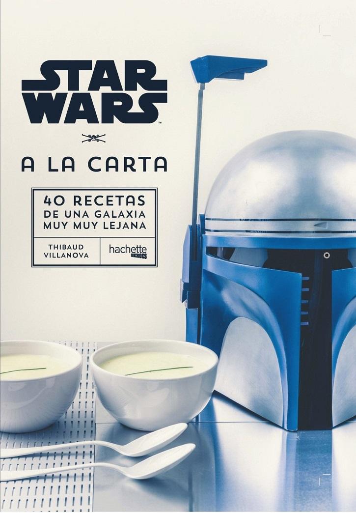 Las mejores recetas de cocina de Star Wars | Hachette Héroes lanza un espectacular monográfico de 'El Lado Oscuro'