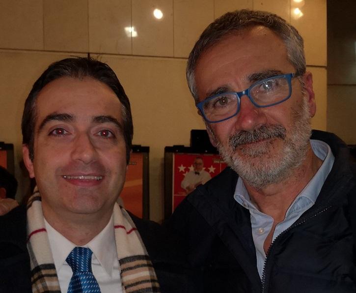 Javier Fesser y José Luis Panero | 'Premios Goya': 'El Reino', 7 pero gana 'Campeones' con 3