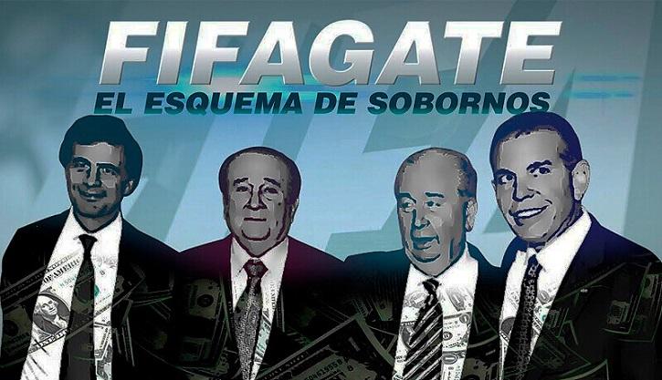 FIFA Gate, el esquema de los sobornos | Amazon se encelosa de Netflix y producirá cine en español