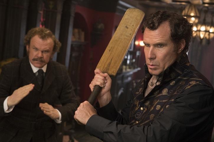 John C. Reilly, Will Ferrell | 'Holmes y Watson': otra tomadura de pelo de Etan Cohen