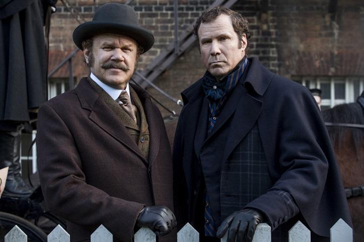 John C. Reilly y Will Ferrell | 'Holmes y Watson': otra tomadura de pelo de Etan Cohen