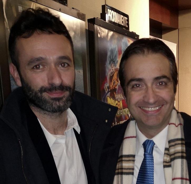 Rodrigo Sorogoyen y José Luis Panero | 'Premios Goya': 'El Reino', 7 pero gana 'Campeones' con 3