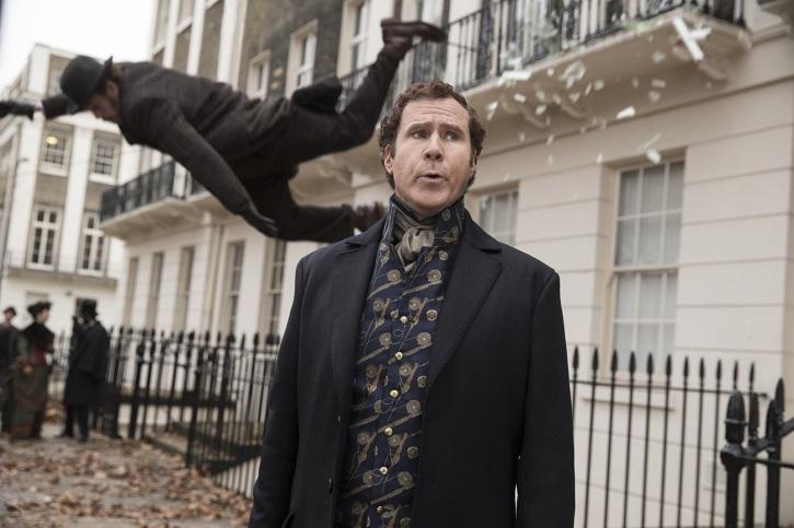 Will Ferrell | 'Holmes y Watson': otra tomadura de pelo de Etan Cohen