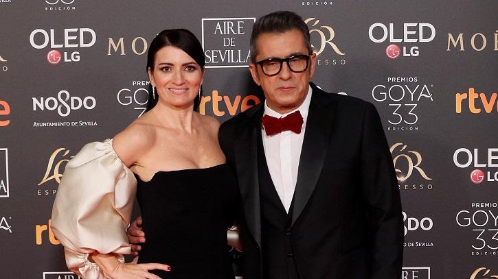 Andreu Buenafuente y Silvia Abril | 'Premios Goya': 'El Reino', 7 pero gana 'Campeones' con 3