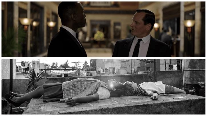 Fotogramas de Green Book y Roma | Oscars 2019: 'Green Book' gana la película y Cuarón el director