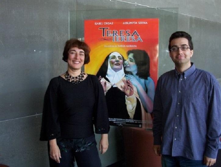 Isabel Ordaz y José Luis Panero en la premiere de Teresa, Teresa | Rafael Gordon estrena 'La Pasión de Kierkegaard' en Teatro Lagrada