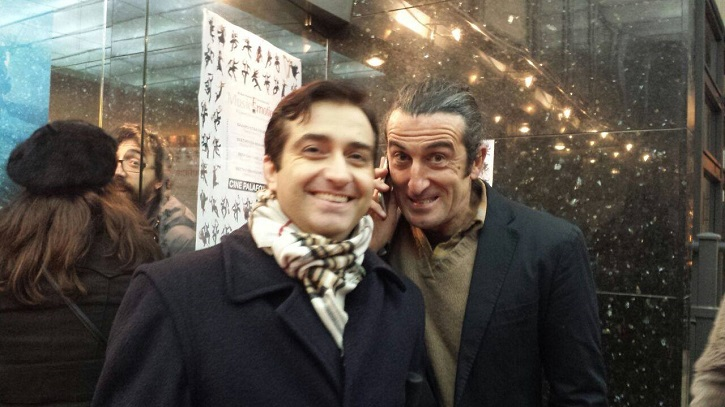 Luis Zahera y José Luis Panero | 'Premios Goya': 'El Reino', 7 pero gana 'Campeones' con 3