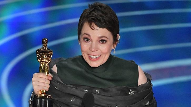 Olivia Colman, mejor actriz por La favorita | Oscars 2019: 'Green Book' gana la película y Cuarón el director