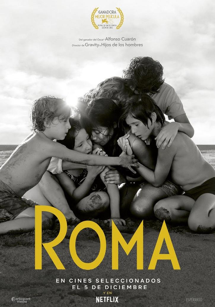Cartel de la bellla Roma | Cartel del biopic Green Book, de Peter Farrelly | Oscars 2019: 'Green Book' gana la película y Cuarón el director