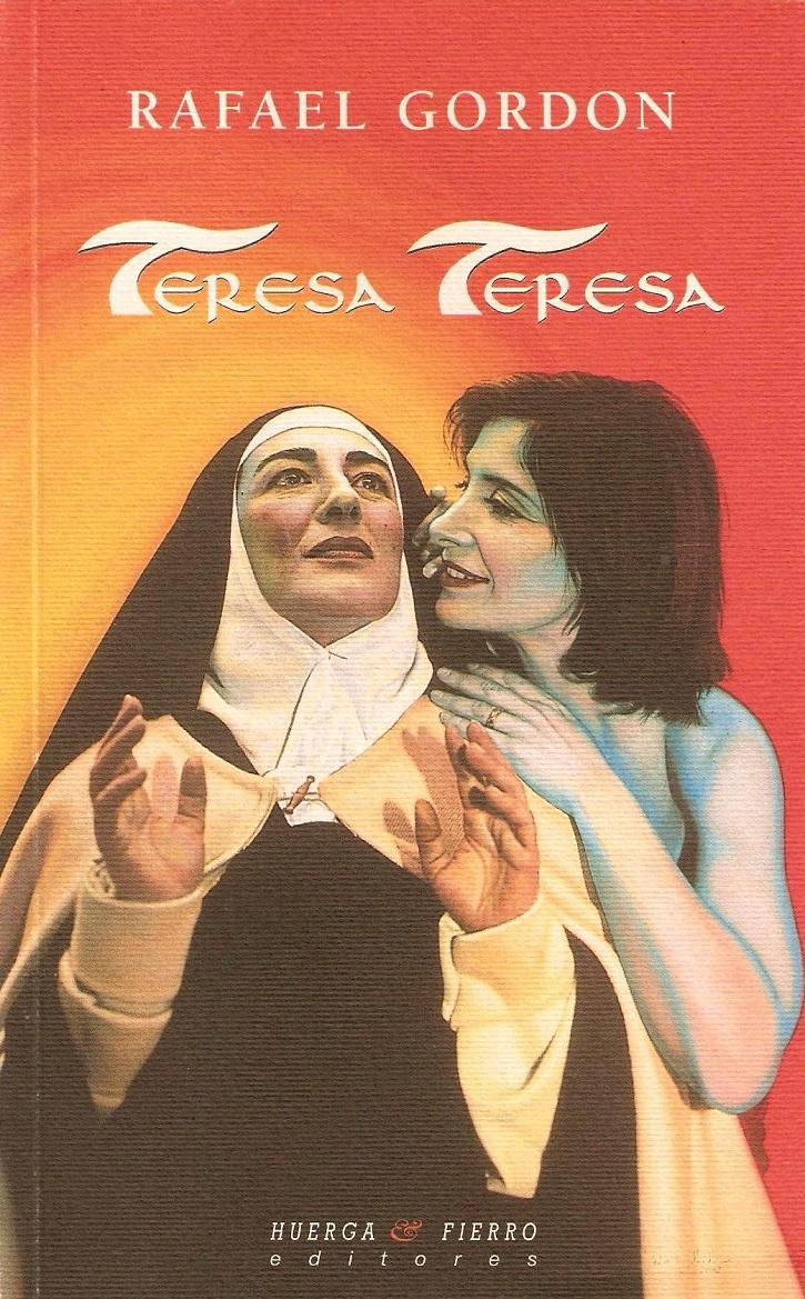 Portada del libro Teresa, Teresa | Rafael Gordon estrena 'La Pasión de Kierkegaard' en Teatro Lagrada