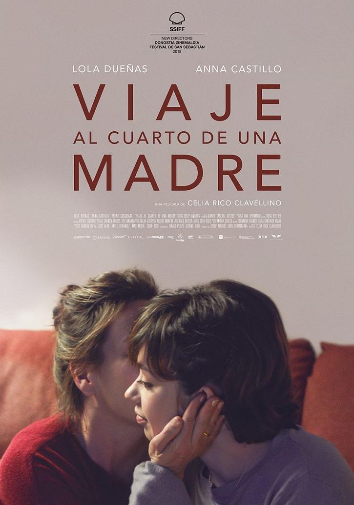 Cartel promocional de Viaje al cuarto de una madre | Arranca la VI edición de Educacine en Madrid