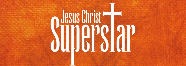 Cartel del montaje Jesus Christ Superstar | Llega a Madrid 'El Jovencito Frankenstein' 'Ghost' 'Jesus Christ Superstar'
