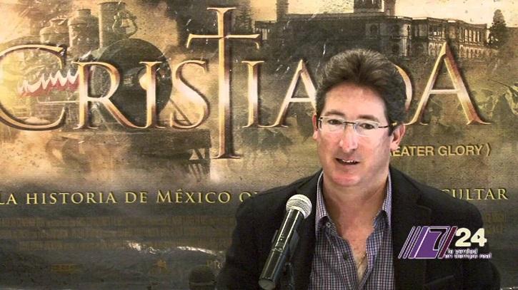 Pablo José Barroso, productor de Cristiada | 'Cristiada': mártires mexicanos asesinados por defender su fe
