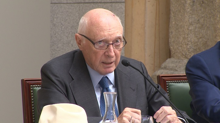 José Pedro Pérez-Llorca, uno de los 7 padres de la Constitución | La muerte de Pérez-Llorca me ha llenado de melancolía