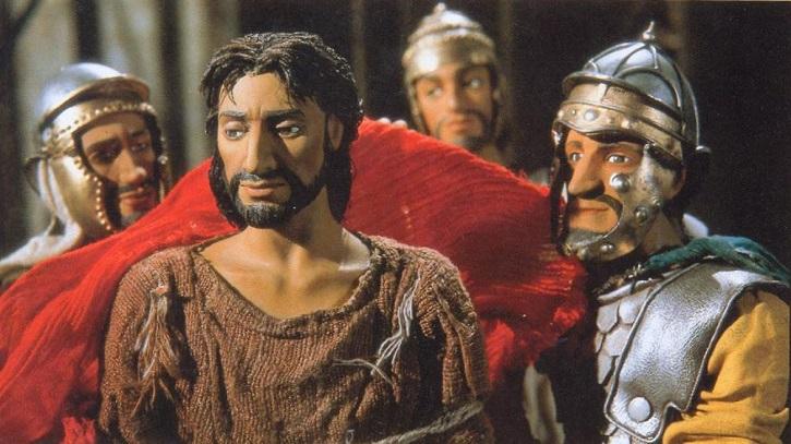 Fotograma del filme El hombre que hacía milagros | Domingo de Resurrección: El cine de la Semana Santa alza la voz