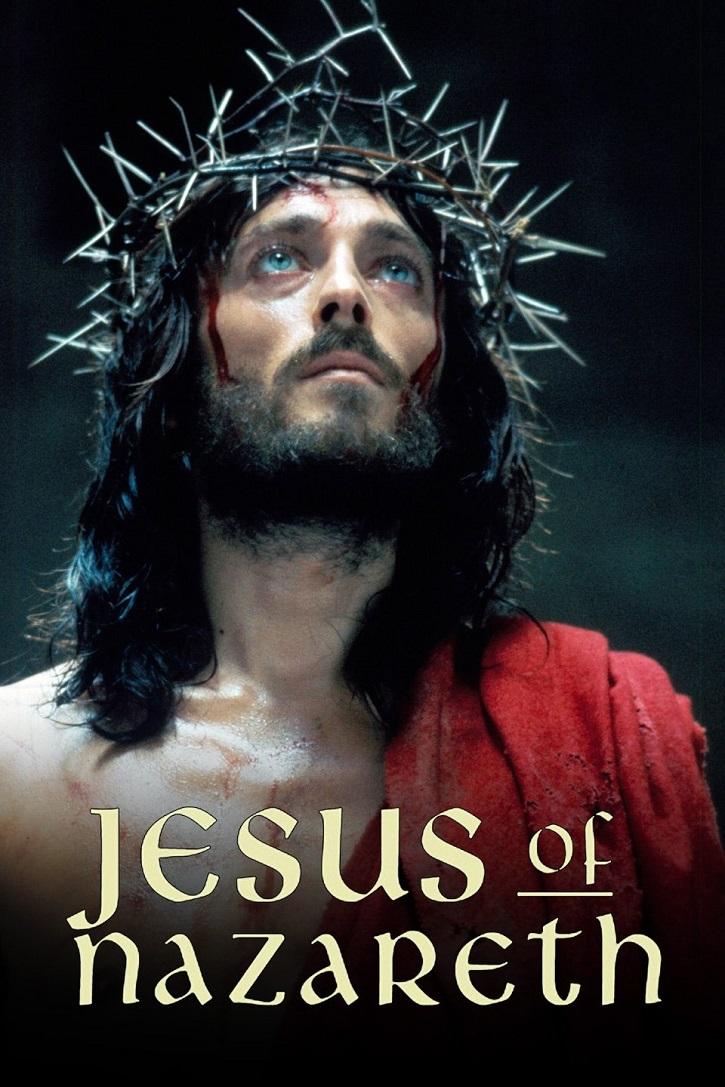 Robert Powell protagoniza Jesús de Nazaret | Domingo de Resurrección: El cine de la Semana Santa alza la voz