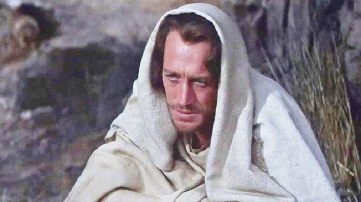 Max Von Sydow en La historia más grande jamás contada | Jueves Santo: El cine de la Semana Santa alza la voz