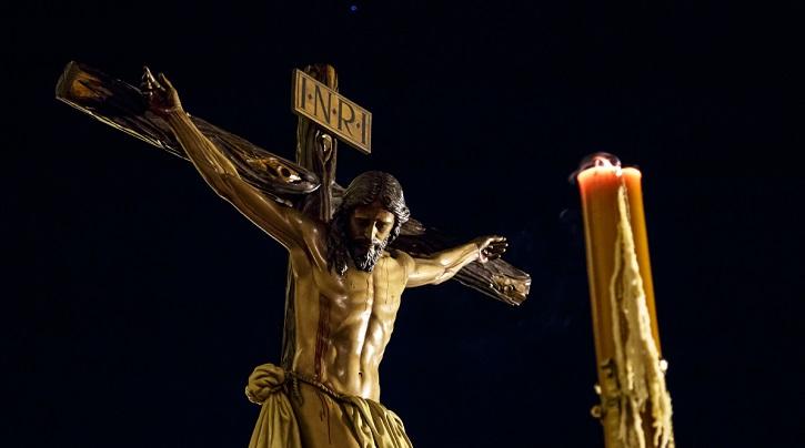 Cristo crucificado | Viernes Santo: El cine de la Semana Santa alza la voz