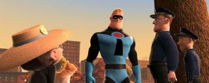 Fotograma de Los Increíbles | Los mejores superhéroes son 'Los Increíbles'