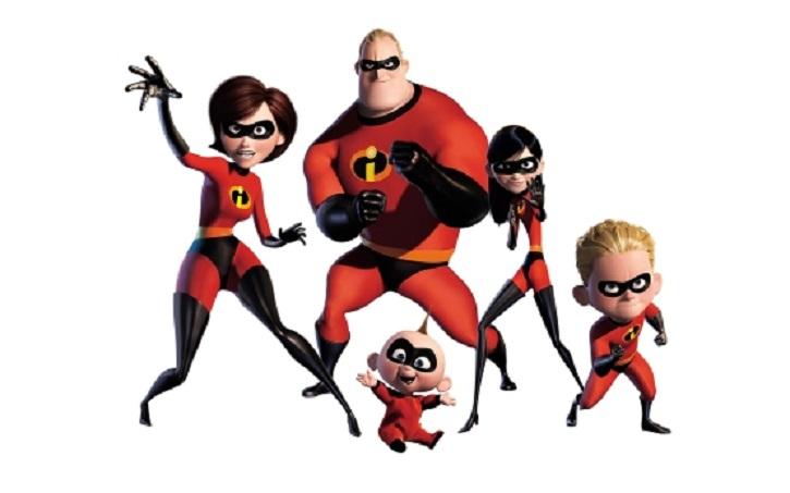 Fotograma de Los Increíbles, filme de Brad Bird | Los mejores superhéroes son 'Los Increíbles'