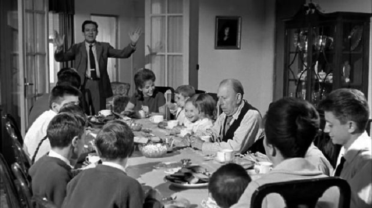 Otro emocionante momento del filme | 'La gran familia': la España en crisis con muchos hijos