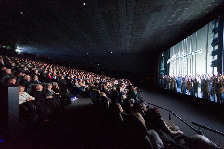 La ópera llega al cine | Ópera en pantalla: Cátedra lanza una atractiva historia de amor