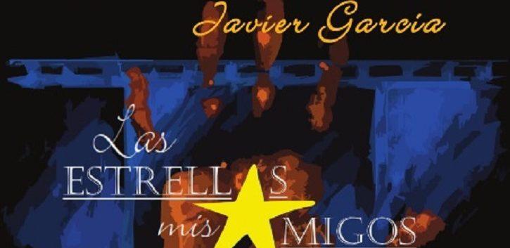 Portada del libro Las estrellas, mis amigos, del crítico de cine Javier García | Muere el galán de cine Arturo Fernández con 90 años