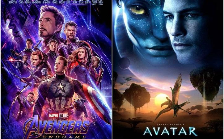 Carteles de Endgame y Avatar | 'Avengers: Endgame' ya es la peli más taquillera de la historia del cine