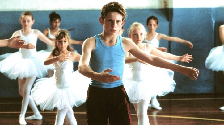 Fotograma icónico de Billy Elliot | 'Cine, metáforas y psicoterapia': Isabel Caro Gabalda, amor por el arte